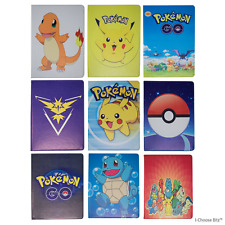 PU Leather Pokemon Case/Cover for Apple iPad 234 Air 2 Mini 4 Retina / Folio