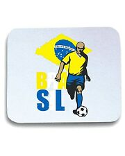 Tappetino Mouse Pad WC0044 BRAZIL BRSILE