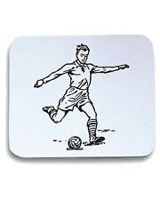Tappetino Mouse Pad WC0635 Vollspannstoss Full Instep Kick vintage 50s