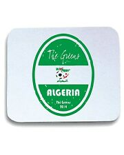 Tappetino Mouse Pad WC0652 World Cup Football - Algeria
