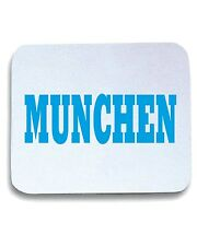 Tappetino Mouse Pad WC0789 MUNCHEN GERMANY CITY FOOTBALL