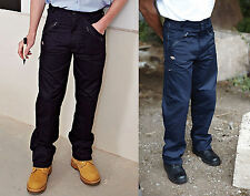 New Mens Dickies Action Workwear Mens Super Comfort Trouser Pants