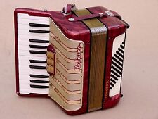 Very Nice Accordion Hohner Concerto I  48 bass