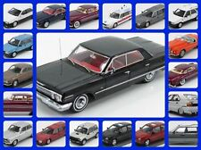 Kess 1/43 Scale Resin Models Collectible Model Cars.