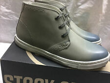Stacy Adams Wynton #53429-100 Men's Chukka. Grey Multi | 9.5 uk | Export Surplus