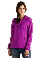 Softshell-Funktionsjacke, lila von THE NORTH FACE