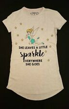 PRIMARK LADIES DISNEY TINKERBELL NIGHTDRESS NIGHTIE NIGHTSHIRT PYJAMA SHIRT