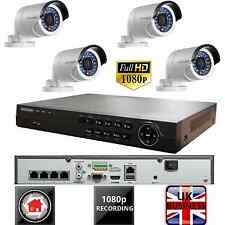 HIKVISION CCTV 4CH NVR SYSTEM KIT IP 1080P POE HD 4X DS-2CD2042WD-I 4MP 4 CAMERA