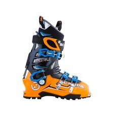 Scarpa Maestrale Tourenskischuh orange-royal blue
