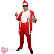 7e158ef07ee53 BUDGET NAUGHTY SANTA COSTUME FUNNY NOVELTY SLEAZY BAD FATHER CHRISTMAS SUIT