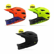 Giro Switchblade MIPS MTB/Mountain Bike/Cycling/Downhill Helmet With Chinbar