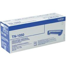 AUTENTICO BROTHER TN-1050/TN1050 NERO STAMPANTE LASER CARTUCCIA DEL TONER