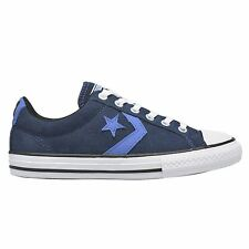 Converse Star Player EV Ox Navy Kids Trainers
