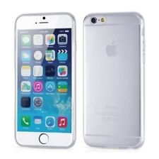 FUNDA CARCASA TPU IPHONE 6  PLUS  CASE COVER TRANSPARENTE PROTECTOR TEMPLADO