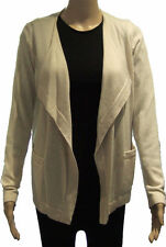Marks & Spencer 100% Cashmere Waterfall Pocket Cardigan Colour. Almond. New!!!
