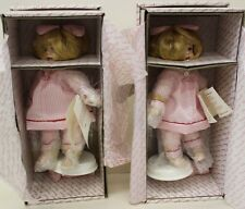 Camelot Handcrafted Dolls Caryn Collectible Doll Bundle in Original Box