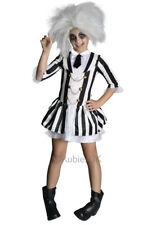 Childrens Size Beetlejuice Girl Costume