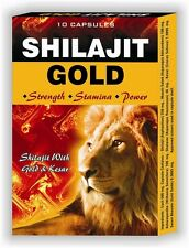 Shilajit Gold Capsule, Pack of 10*3=30 Caps, MRP Rs 654/-