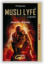 Musli Lyfe Capsule, Pack of 10*3=30 Caps, MRP Rs 990/-