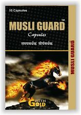 Musli Guard Capsule, Pack of 10*3=30 Caps, MRP Rs 900/-