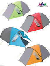 Ascent 2 3 4 Man Berth Person Camping Tent Family Camping Festival Outdoor fun