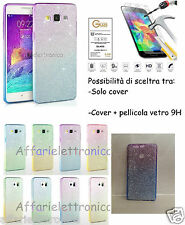 PER HUAWEI P9 PARE-CHOCS HOUSSE ETUI GEL SILICONE FAUX DIAMANTS SLIM TPU