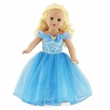 Doll Dress Clothes Outfit Fits 18