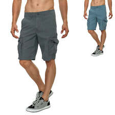 Jack & Jones Pantaloncini da uomo Cargo Shorts Bermudas Color Mix NUOVO