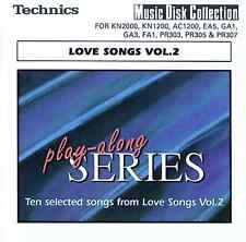 LOVE SONGS VOL.2  floppy disk Technics GA1 GA3 EA5 F100 G100 FA1+