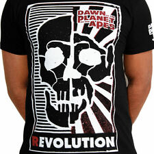 Dawn of the Planet of the Apes - Revolution T Shirt Size:S,L - NEW & OFFICIAL