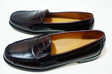 CH #C03504 Men's Pinch Penny Loafers. Mahogany | 7 uk | Export Surplus