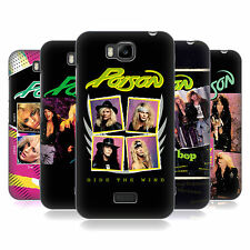 OFFICIAL POISON ALBUM COVERS HARD BACK CASE FOR HUAWEI PHONES 2