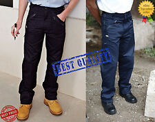 New Mens Dickies Redhawk Action Workwear Trouser Work Pockets Pants