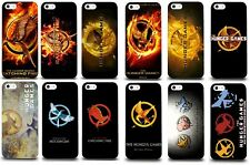 Case/Cover The Hunger Games Apple iPhone 5 5s SE + Screen Protector / Hard Back
