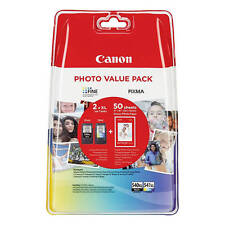 GENUINE CANON PG-540XL CL-541XL HIGH CAPACITY INK CARTRIDGES PACK (5222B013)
