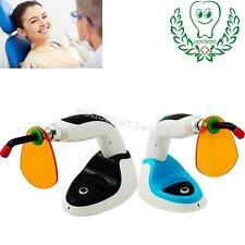 Wireless Cordless Dental Curing Light Lamp Cura Luce 2000MW Whitening Function