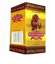 Kunnath Pharma's Original Musli Power Xtra Capsule (100% Private Packing)