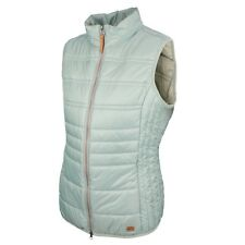 Camel active Ladies Vest Mint green quilted Weather Proof 5X44 360900 30