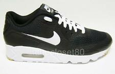 Nike Air Max 90 Ultra Essential Black White Mens Trainers 819474 010 UK 6-10