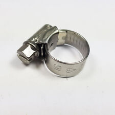 Stainless Steel Hose Clips Jubilee Clip 11mm-16mm JCS Hi-Grip MOO Tubing Worm