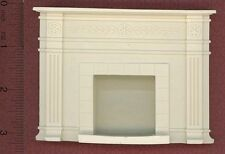 Dollhouse Miniature Federal Fireplace by Unique Miniatures (UMF20)