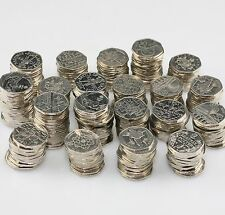 Commemorative & Coin Hunt 50p Coins ONLY £1.75 each ANY Coin **20% FREE OFFER**