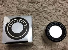 AGFA 8X LUPE 8-Power W. GERMANY Coin Stamp Film Photography Magnifier Loupe VTG