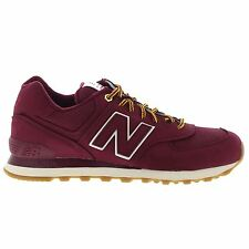 New Balance ML574HRA Outdoor Red White Mens Trainers