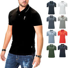Jack & Jones Herren Poloshirt Kurzarmshirt Polo Shirt T-Shirt Business Color NEU