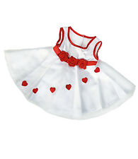 Adorable Hearts Dress Teddy Bear Clothes Most 14