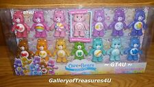 Care Bears Collector Set 14 Figures Sweet Sakura Bear Good Luck Wish Cheer 3