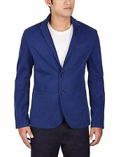 United Colors of Benetton/UCB Blue Casual Blazer Jacket Coats for Men