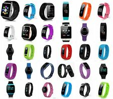 Fitness Tracker Activity Watch Waterproof Wristband Heart Rate Pedometer Track