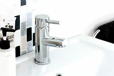 New Modern Chrome Bath Filler Shower Basin Mixer Tap Bathroom Dalton Set